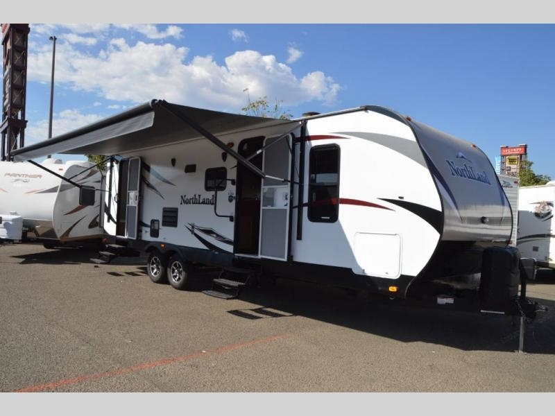 2016 Pacific Coachworks Northland 28DBSS