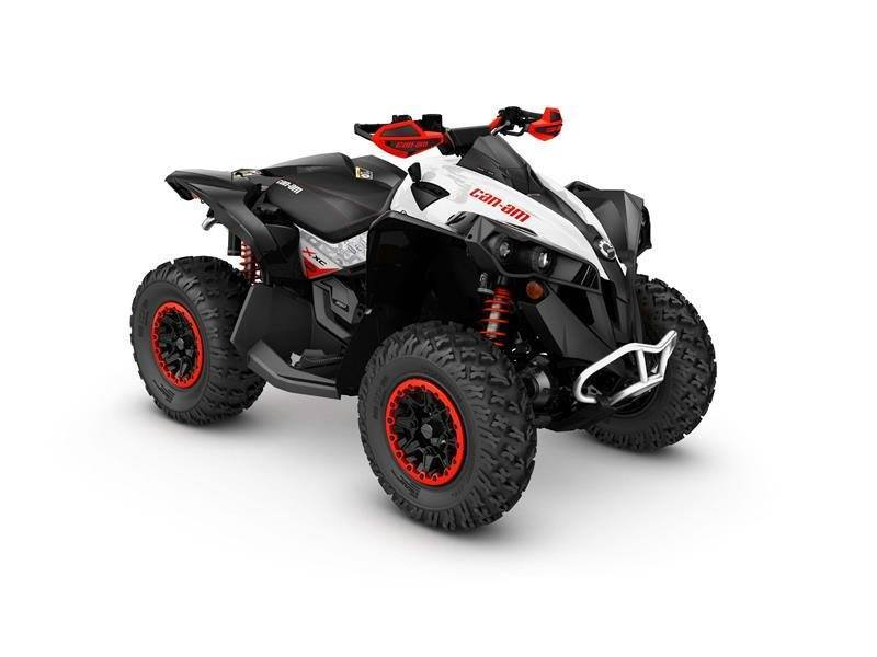 2017 Can-Am Renegade X xc 850