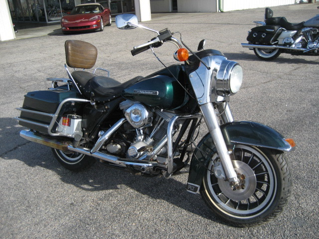 1980 Harley-Davidson Tour Glide FLT-80