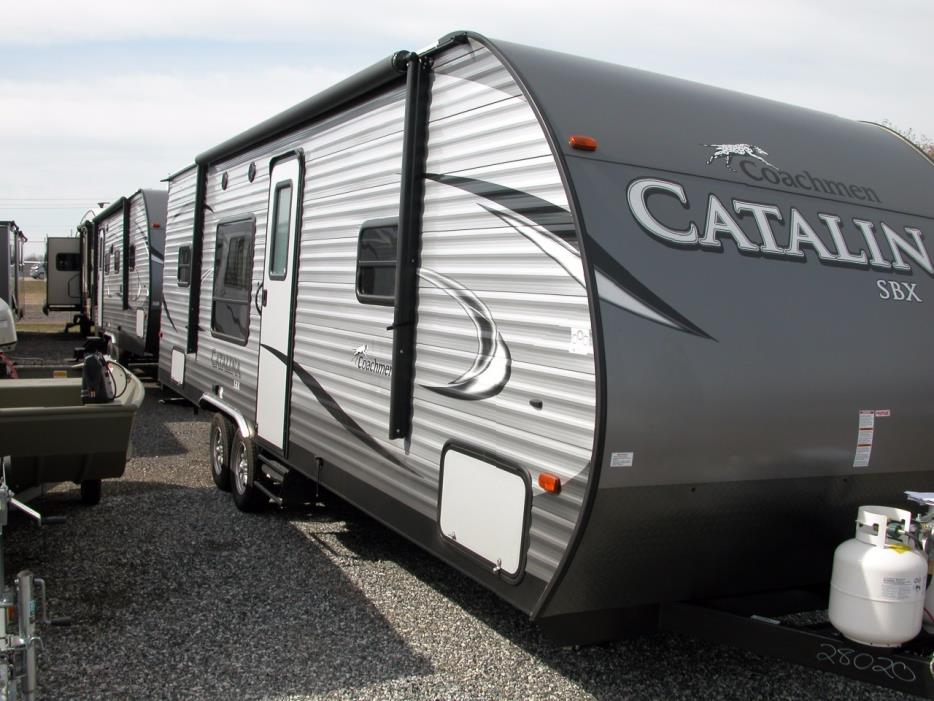2017 Coachmen Catalina 261BH