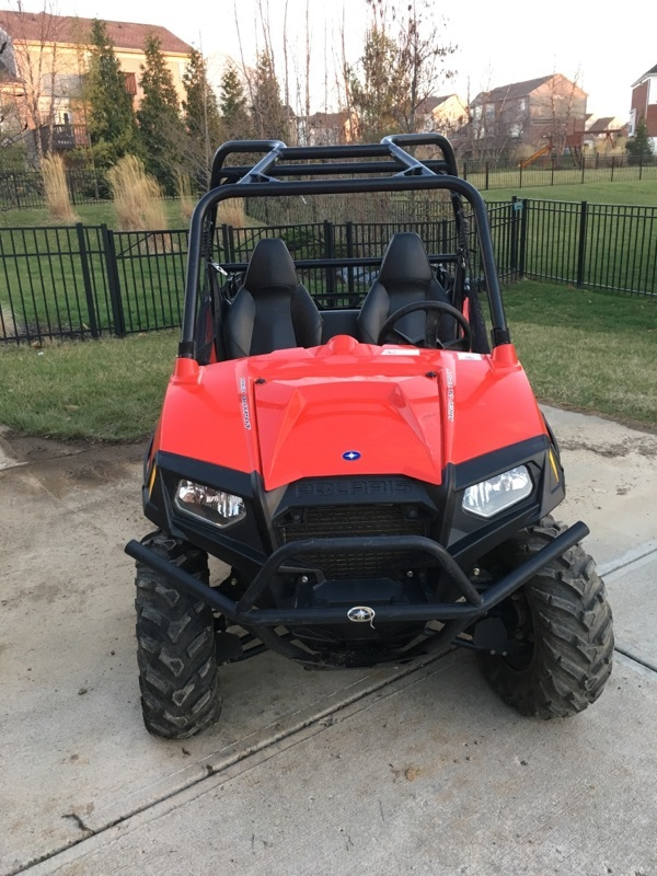 2013 Polaris 800 INDY