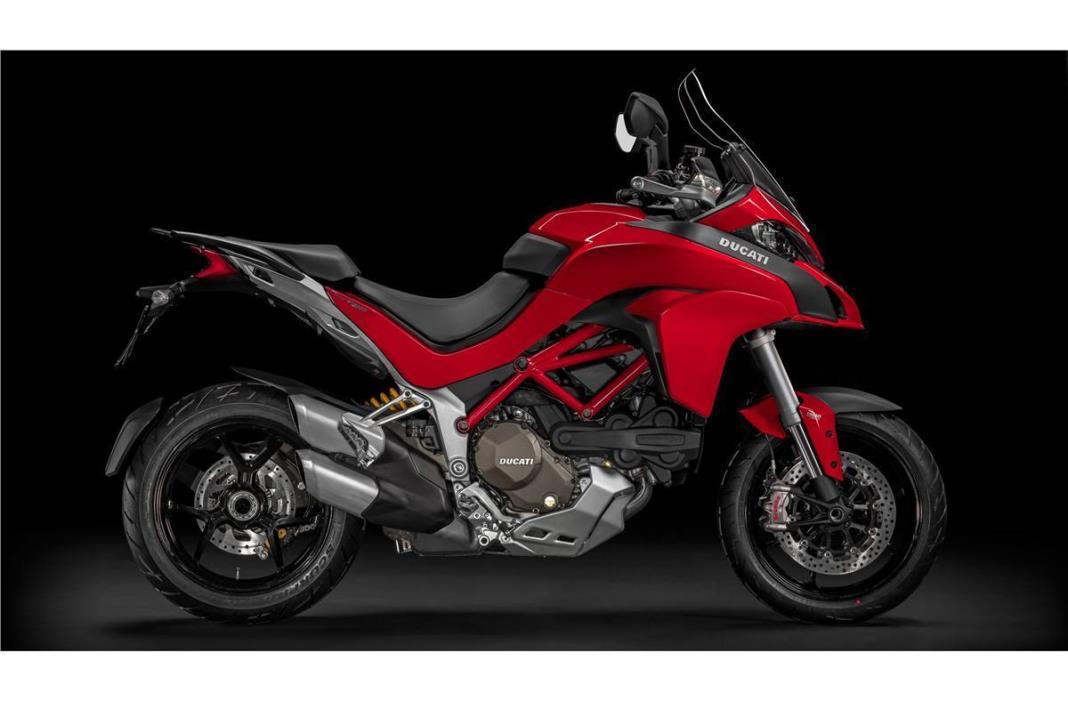 2016 Ducati MULTISTRADA 1200 S T