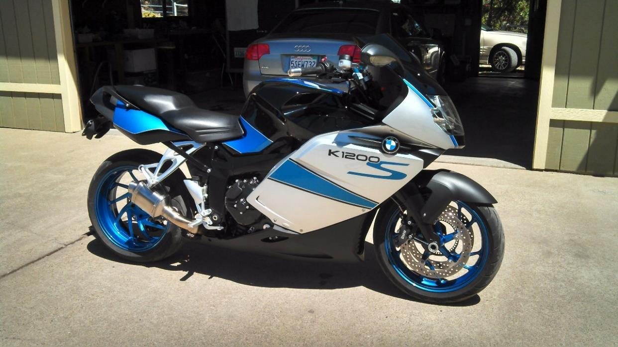 K1200s Custom Paint Motorcycles For Sale