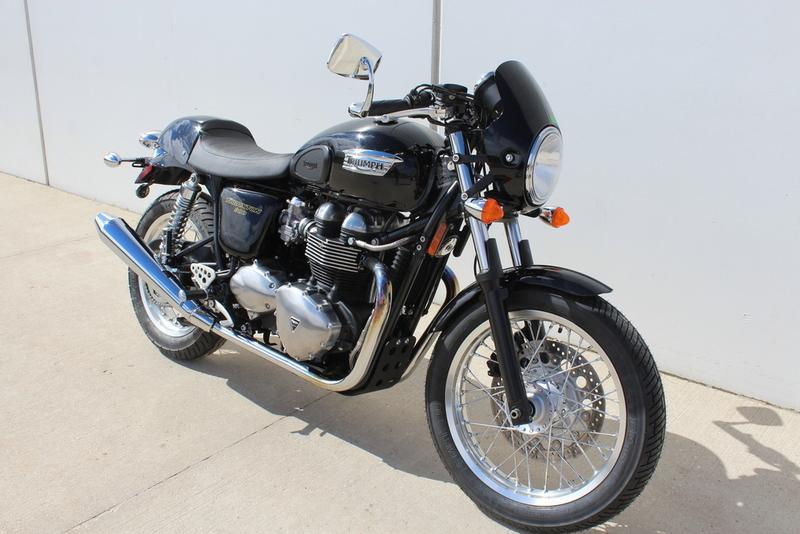 2012 Triumph Thruxton Standard