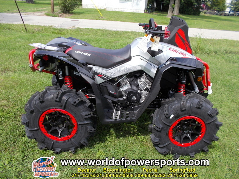 Can Am Renegade For Sale >> Can Am Renegade 1000 Xmr Motorcycles For Sale