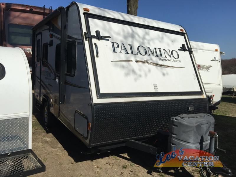 2013 Palomino Stampede S-172