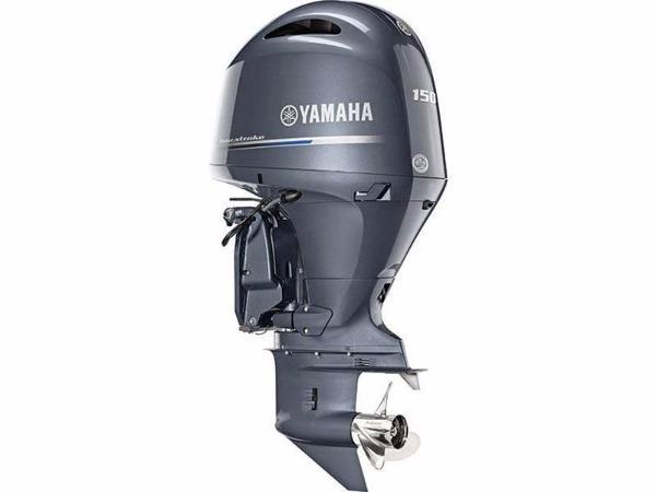 2017 Yamaha Marine F150XB