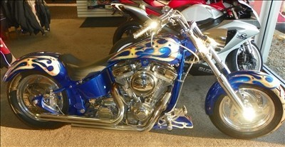 2007 Custom CUSTOM SOFTAIL