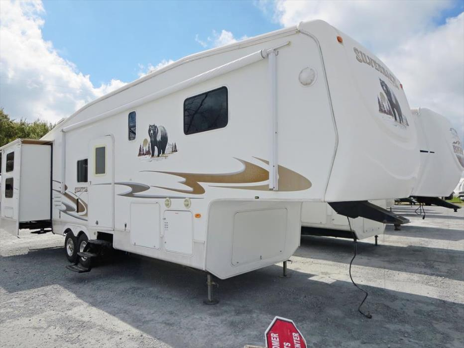 2008 Forest River Cedar Creek Silverback 33LBHTS