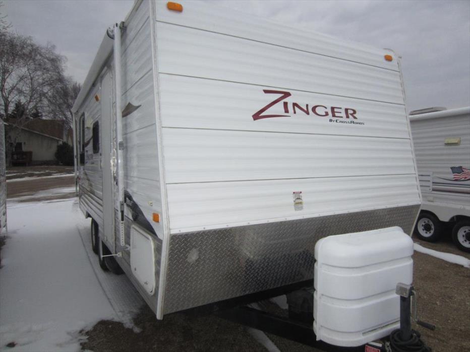 2010 Crossroads Zinger ZT 190 RDS
