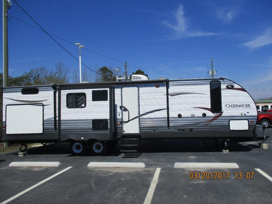 2014 Forest River CHEROKEE 304BH