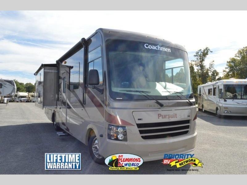 2016 Coachmen Rv Pursuit 33BH