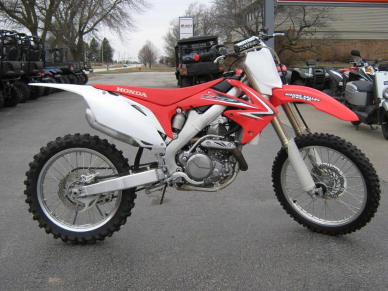 2009 Honda CRF 450R