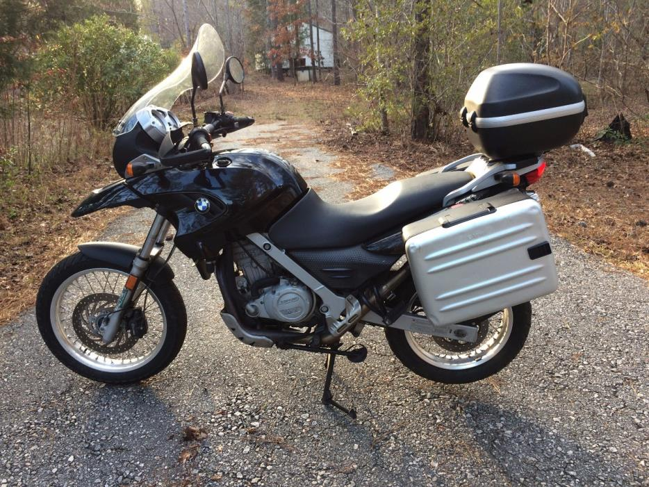Bmw F 650 Gs Motorcycles For Sale In Georgia