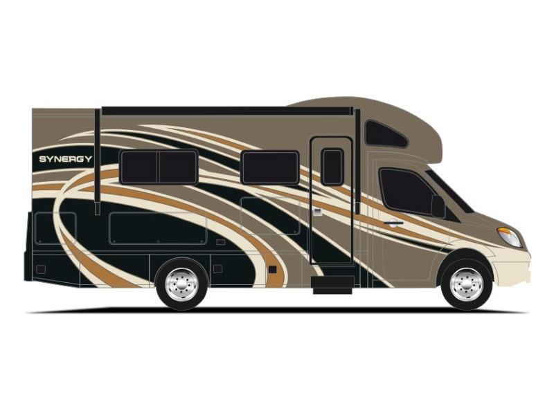 2018 Thor Motor Coach Synergy TT24