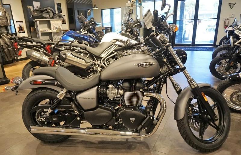 2016 Triumph Speedmaster