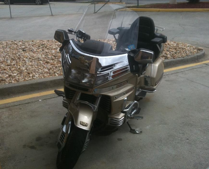 1991 Honda GOLD WING 1500 INSTERSTATE