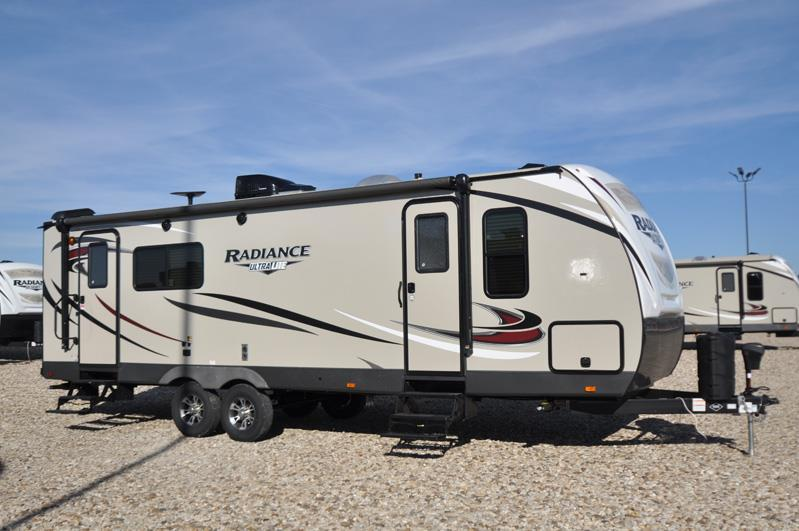 2018 Cruiser Rv Radiance Ultra-Lite 25RK RV for Sale @ MHSRV W/King Bed