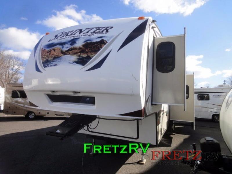 2013 Keystone Rv Sprinter Copper Canyon 324FWBHS