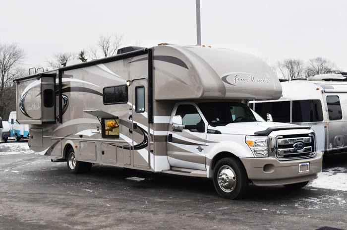 2014 Thor Motor Coach FOUR WINDS 35SK SUPER C DIESEL 716-748-5730