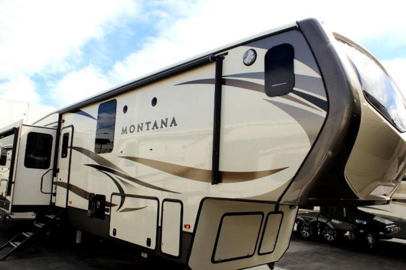 2017 Keystone Rv Montana 3921FB