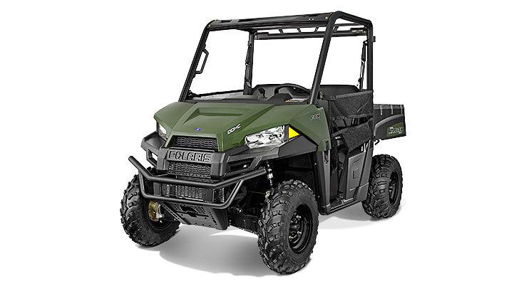 2016 Polaris Ranger ETX