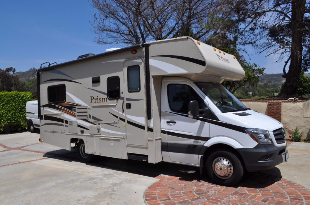 2014 Coachmen PRISM 2150LE