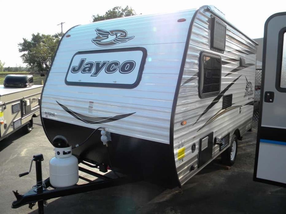 2017 Jayco JAY FLIGHT 7C 145 RB SLX
