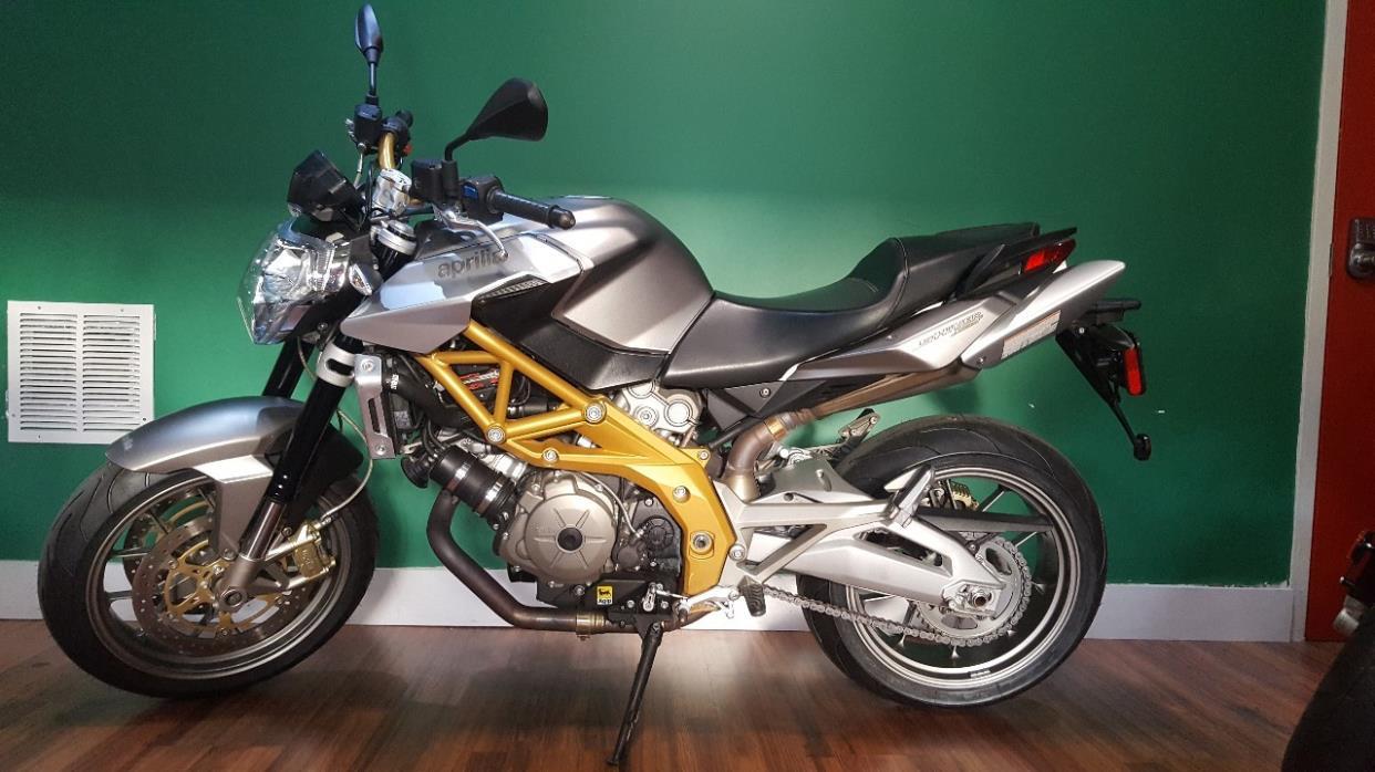 2008 Aprilia SHIVER 750