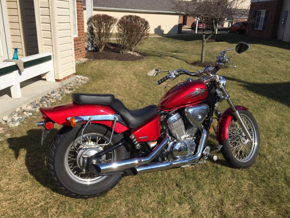 honda shadow vlx motorcycles for sale in oklahoma. Black Bedroom Furniture Sets. Home Design Ideas
