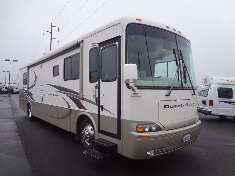2002 Newmar Dutch Star 3858