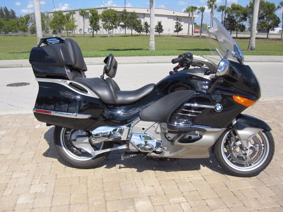 bmw k1200lt motorcycles for sale in fort myers florida. Black Bedroom Furniture Sets. Home Design Ideas