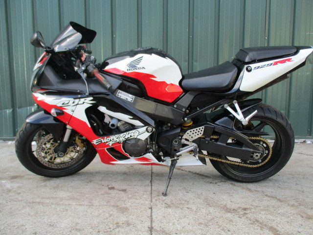 2001 Honda CBR 929R ERION
