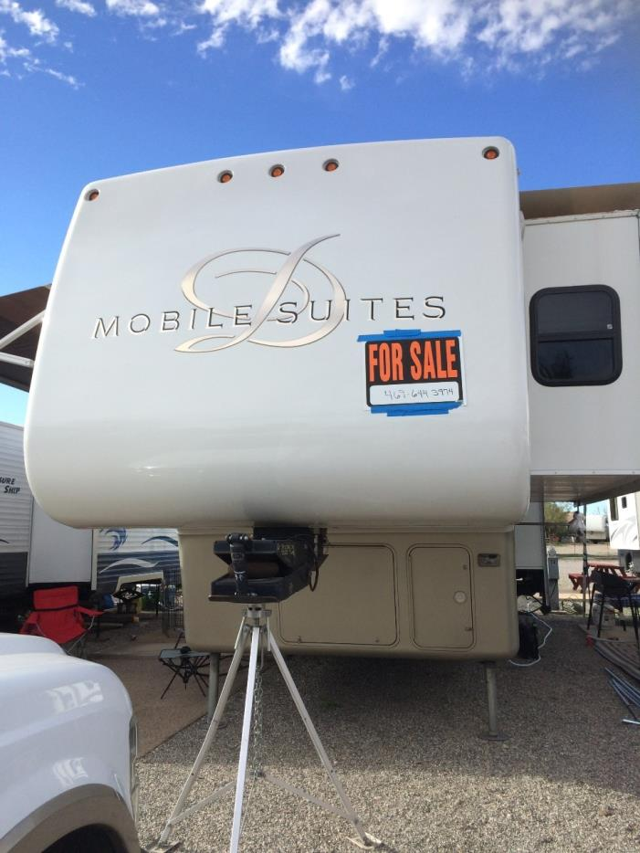 2008 DRV MOBILE SUITES 36RSSB3