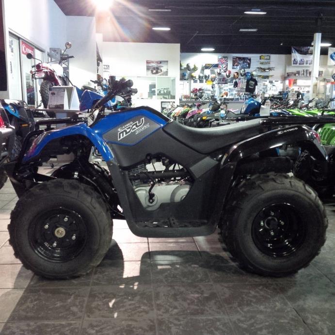 2017 Kymco MXU 150X