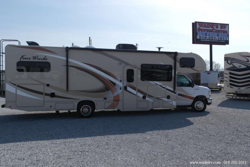 2017 Thor Motor Coach Thor Four Winds 31W