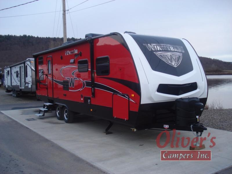 2017 Winnebago Industries Towables Minnie Plus 27BHSS