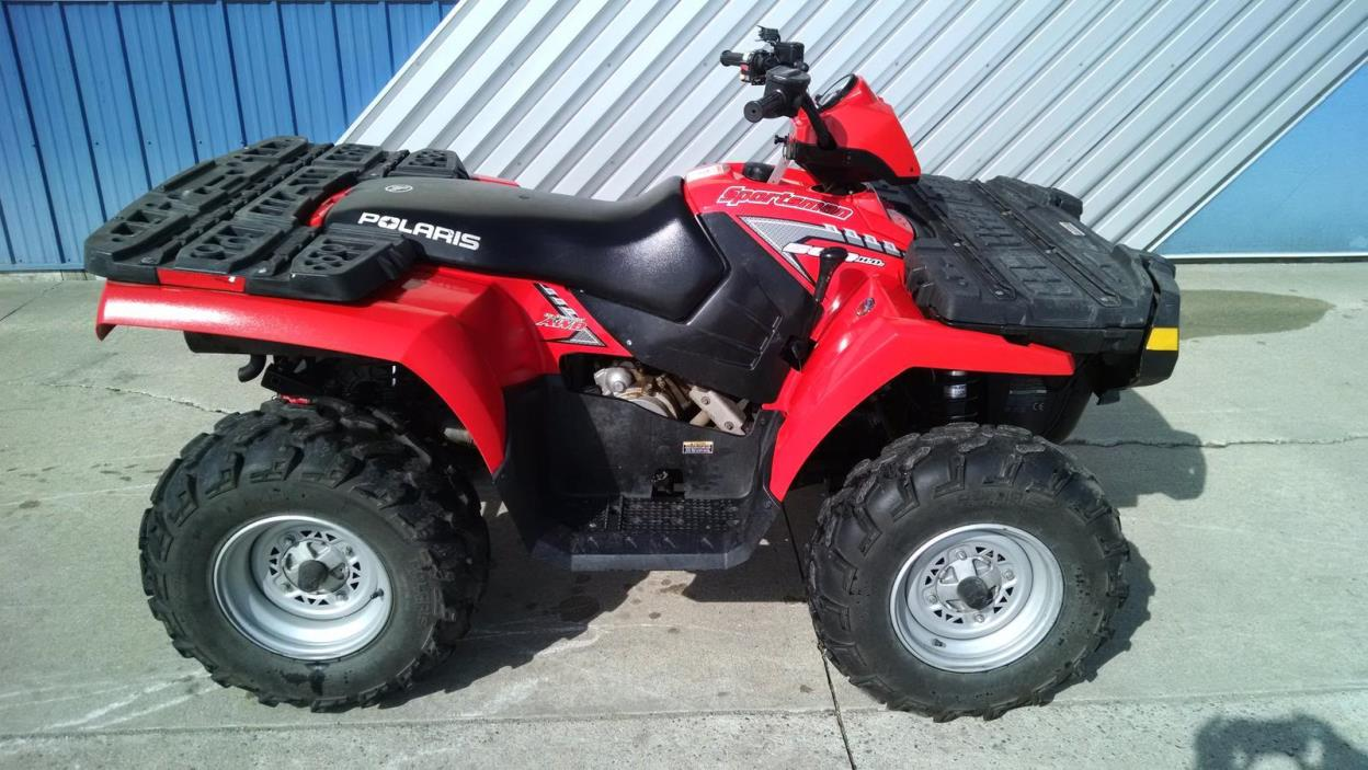 2005 Polaris SPORTSMAN 500 HO
