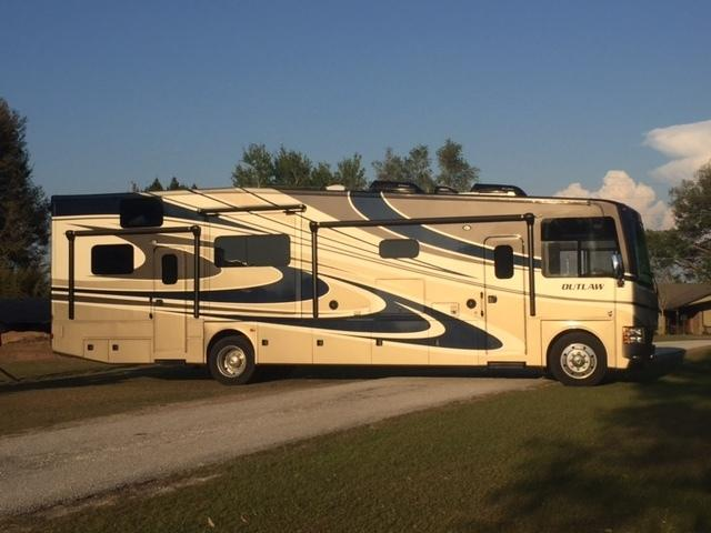 Thor motor coach outlaw 37md vehicles for sale for Thor motor coach outlaw for sale