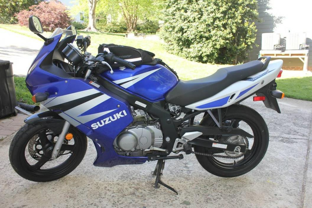 2004 Suzuki GS 500F