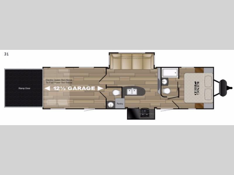 2018 Heartland Torque XLT TQ T31