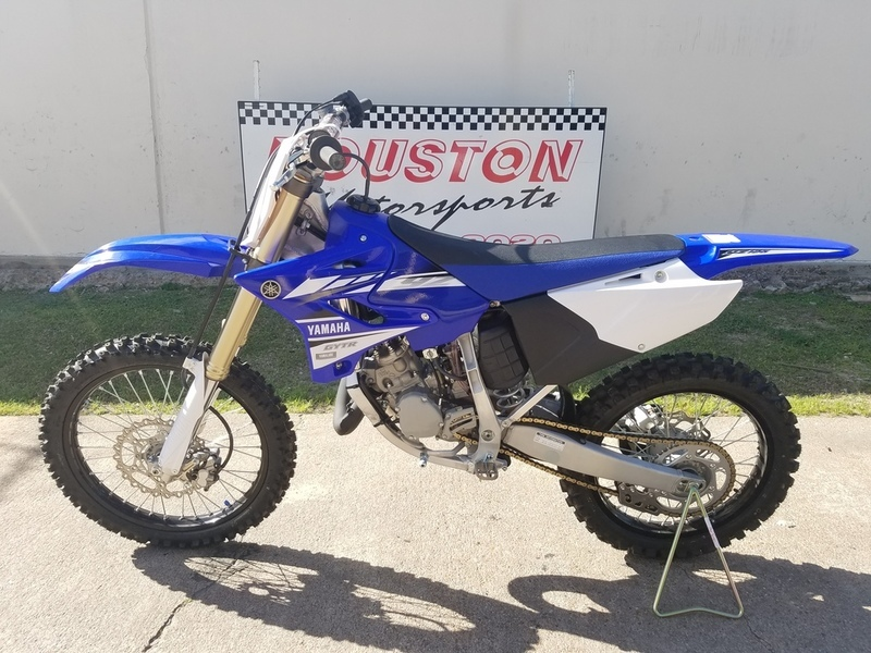 yamaha yz125 motorcycles for sale in texas. Black Bedroom Furniture Sets. Home Design Ideas