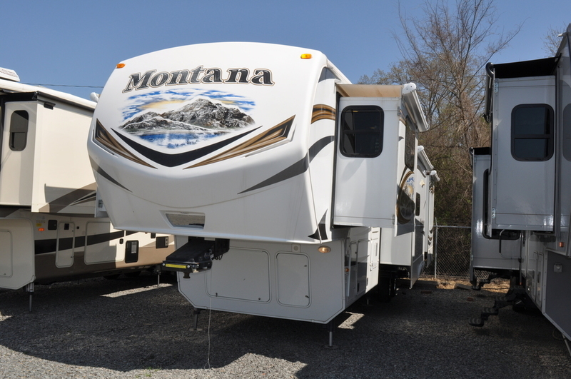 2014 Keystone Rv MONTANA Montana 3850FL