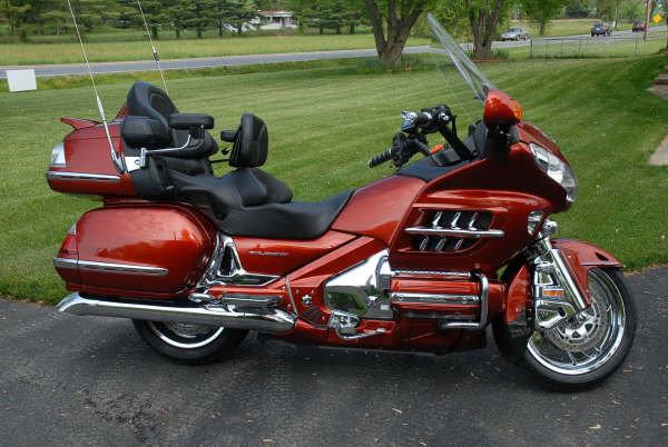2007 Honda GOLD WING 1800 ABS