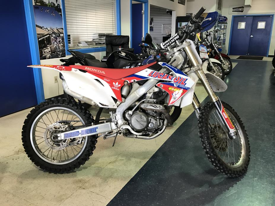 honda crf 450r motorcycles for sale in iowa. Black Bedroom Furniture Sets. Home Design Ideas