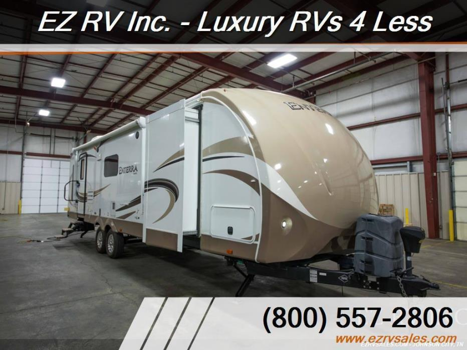2013 Cruiser Rv Enterra E292RLS
