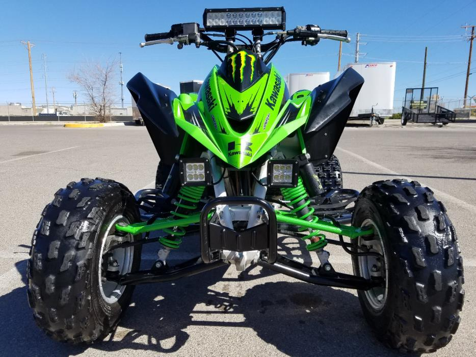 2008 Kawasaki Kfx450r Motorcycles for sale