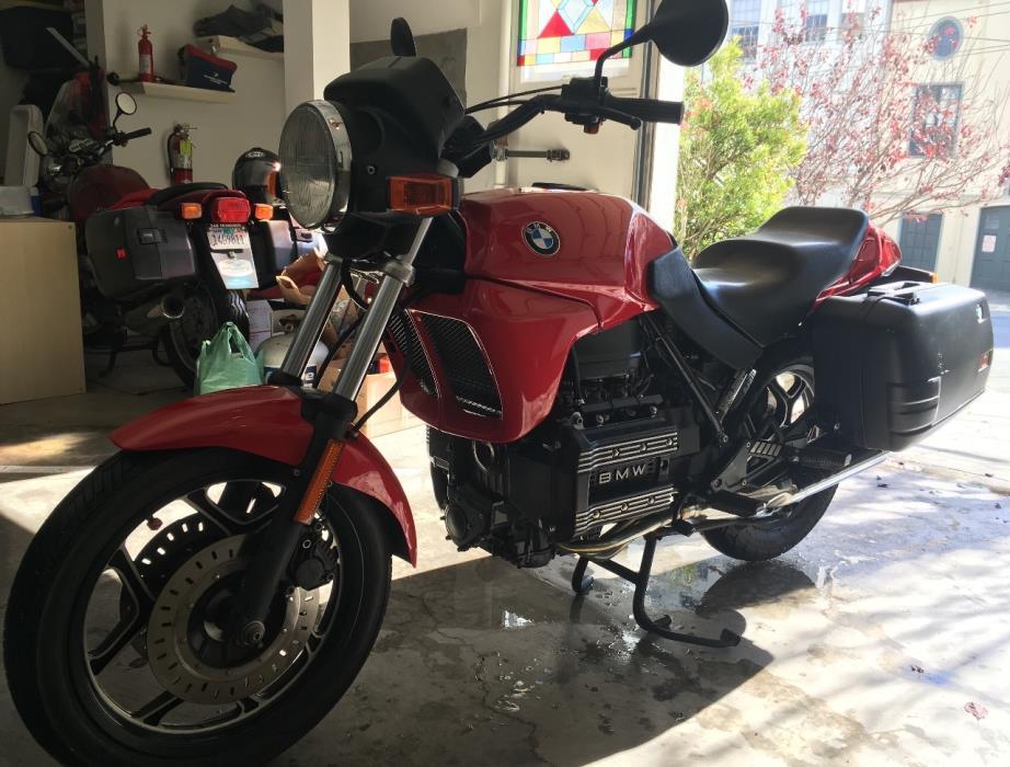 1991 BMW K 75