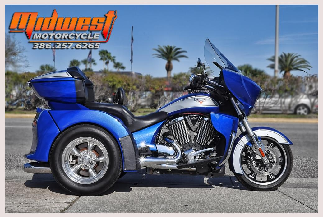 victory cross country trike motorcycles for sale. Black Bedroom Furniture Sets. Home Design Ideas