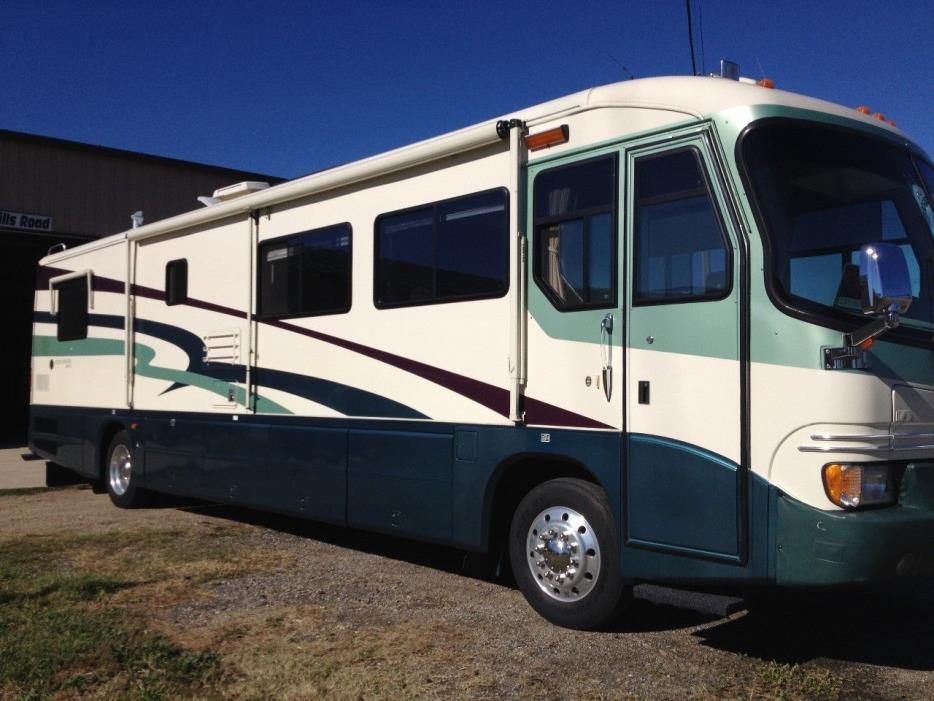 1997 Holiday Rambler IMPERIAL 40WDS